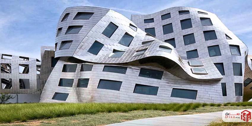 بناهای سبک دیکانستراکشن