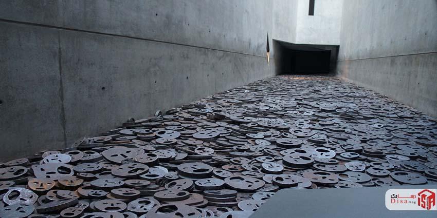 پاورپوینت تحلیل موزه یهود برلین ارائه از دیسامگ