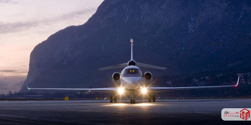 هواپیمای جت شخصی نتجتس