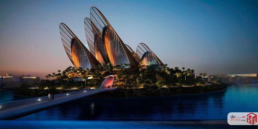 موزه ملی شیخ زاید ابوظبی