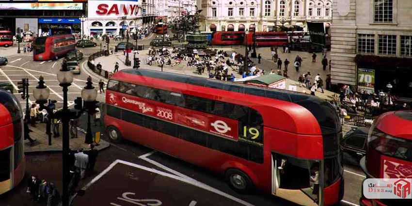 اتوبوس 2 طبقه روتمستر