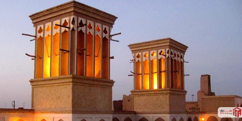 بادگیر در مصر