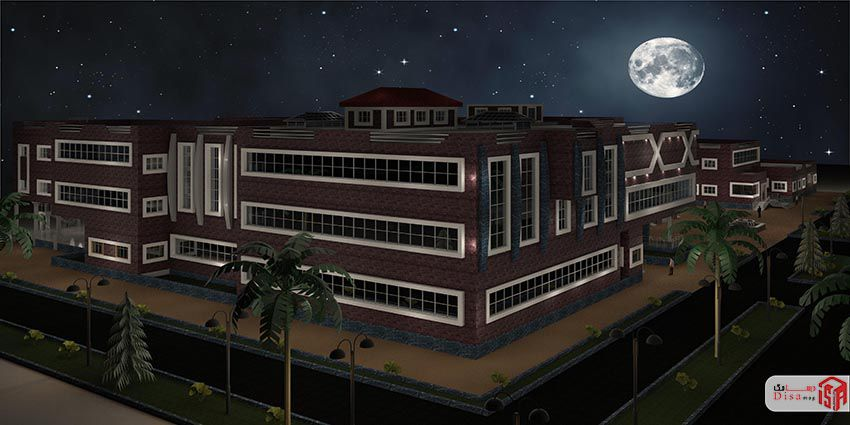 طراحی بیمارستان