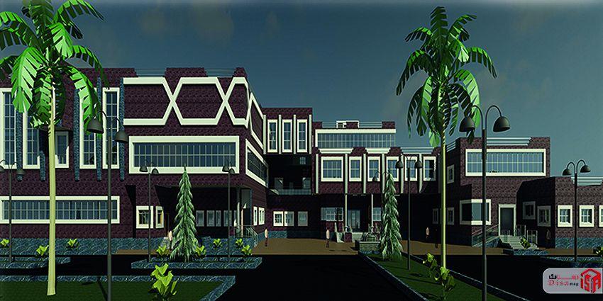 بیمارستان (Hospital)