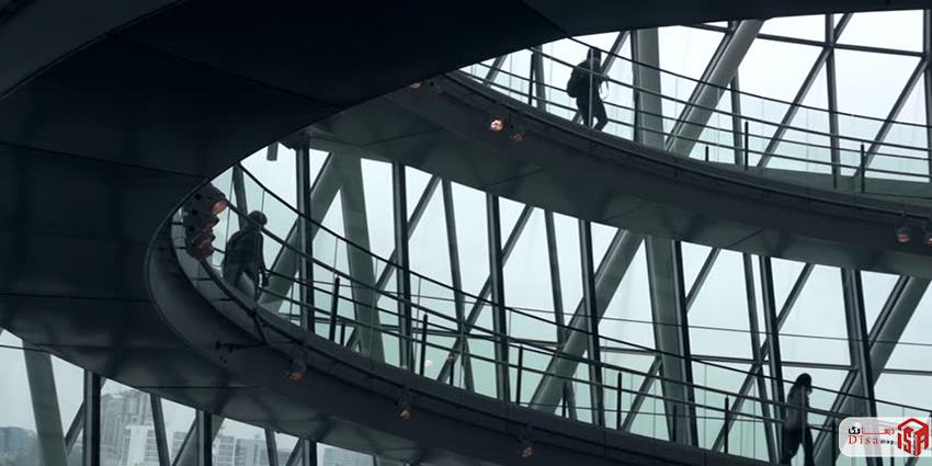 سیستم تهویه سیتی هال لندن