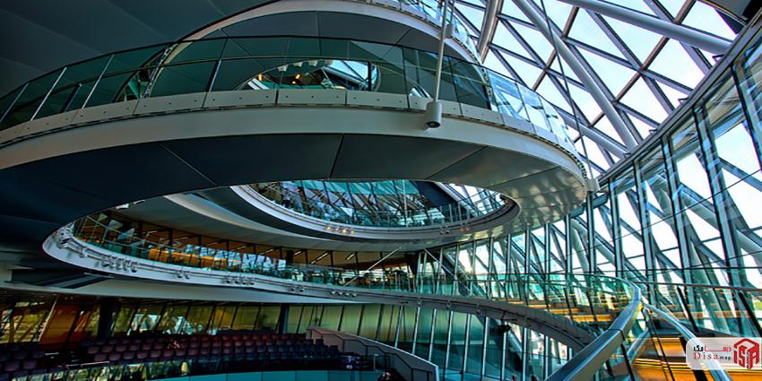 بررسی عملکرد تالار شهر لندن