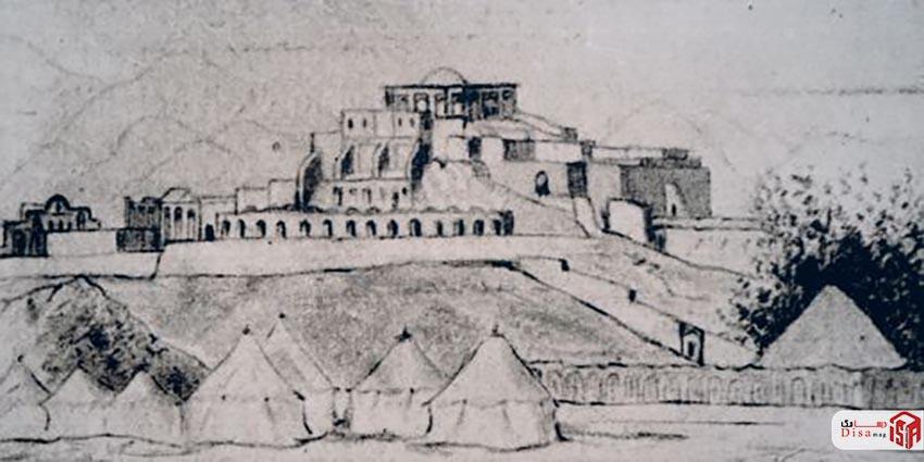 تاریخچه گنبد سلطانیه زنجان