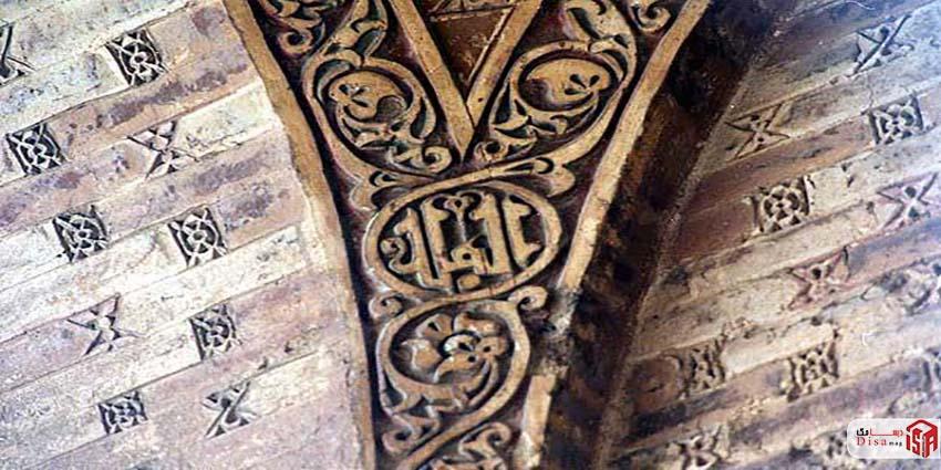 تزئینات گنبد سلطانیه
