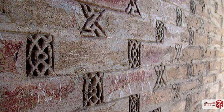 دیوار گنبد سلطانیه زنجان