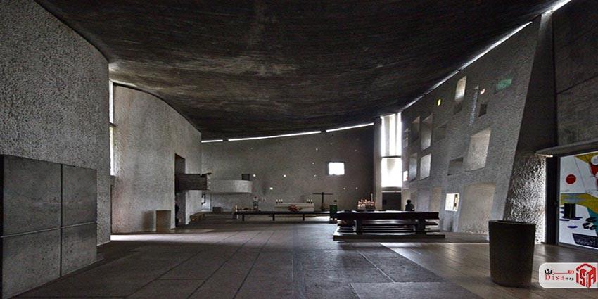 دیوار مصالح معماری کلیسای رونشان