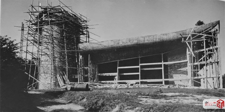 تاریخچه ساخت کلیسای رونشان