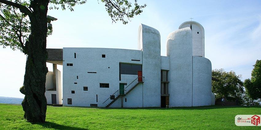 طرح توسعه کلیسای نوتردام رونشان