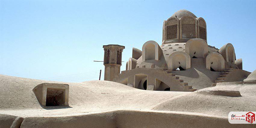 معماری خانه بروجردیها