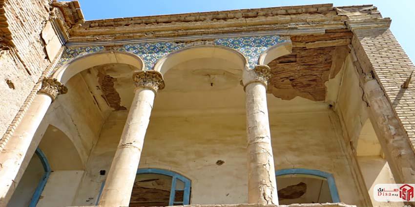 معماری خانه کلانتری تبریز