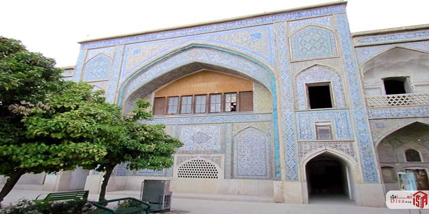 تاریخچه مدرسه خان شیراز