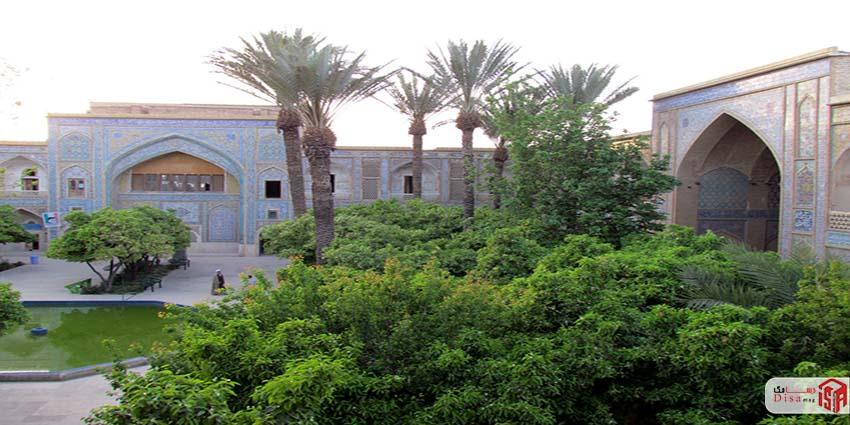 تاریخچه مدرسه خان شیراز 3