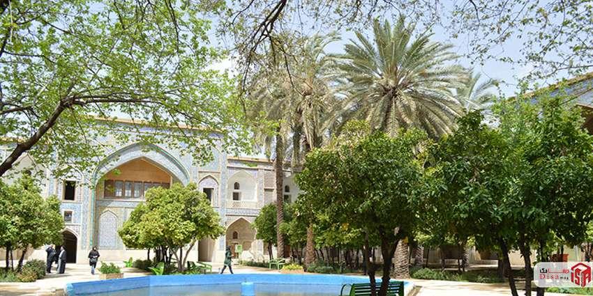 تاریخچه مدرسه خان شیراز 1