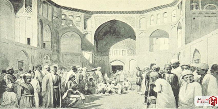 تاریخچه بازار تبریز 1
