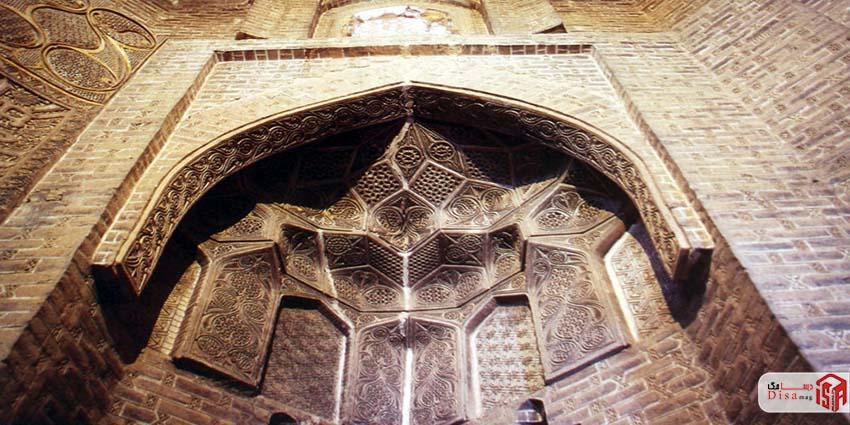 معماری امامزاده یحیی 1