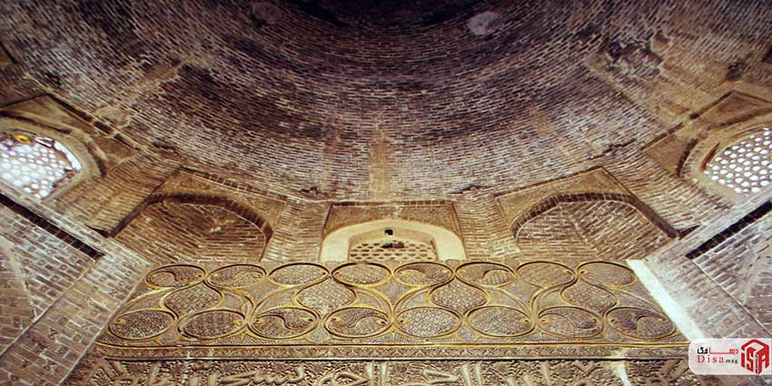 معماری امامزاده یحیی 3