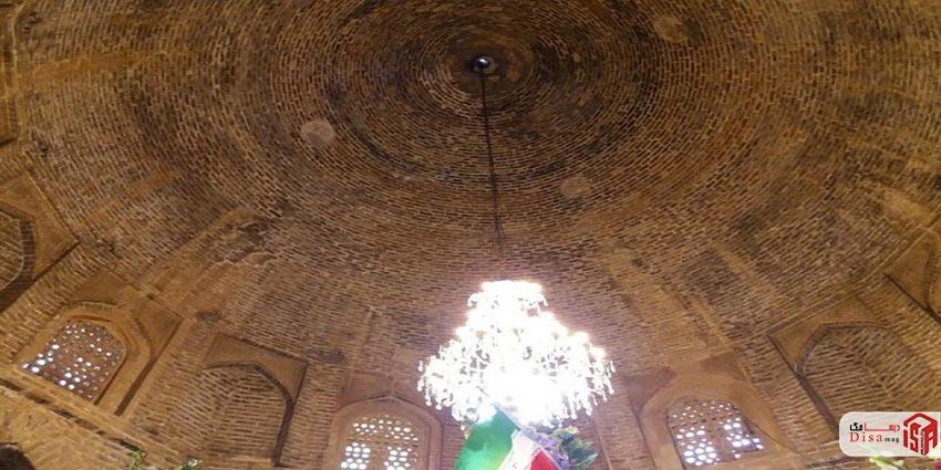 معماری امامزاده یحیی 3 3