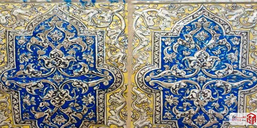 معماری امامزاده یحیی 2