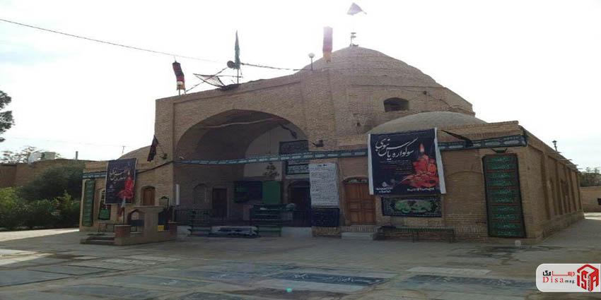 تاریخچه امامزاده یحیی ورامین