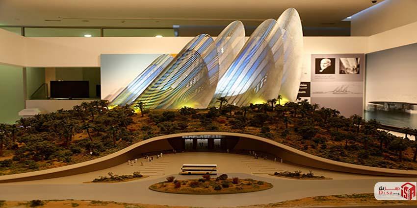 تاریخچه موزه ملی زاید ابوظبی