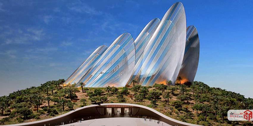 معماری موزه زاید