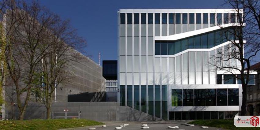 سفارت هلند در آلمان رم کولهاس