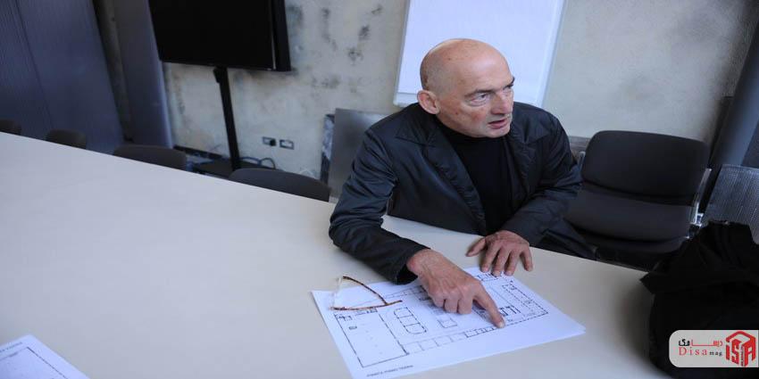 زندگی حرفهای رم کولهاس معمار معروف