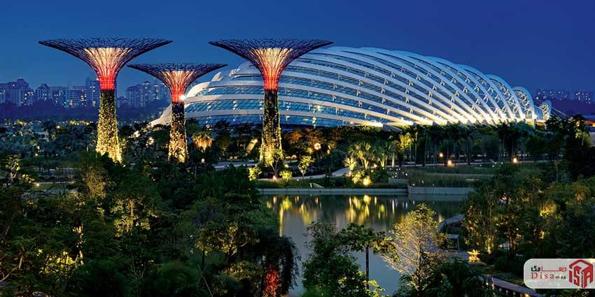 باغهای خلیج سنگاپور