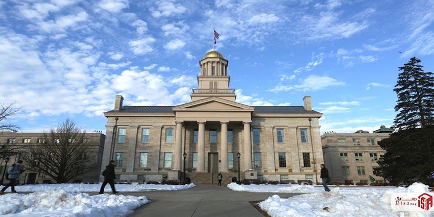 معماری پایدار دانشگاه آیووا