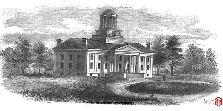 عکس تاریخچه دانشگاه ایووا