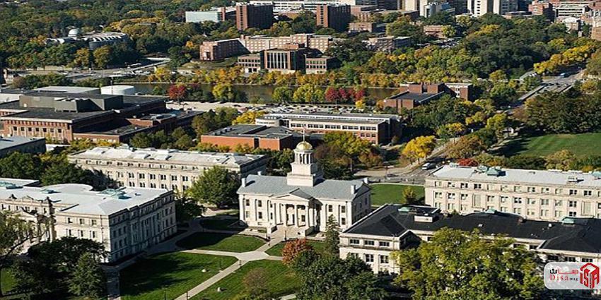 دانشگاه آیووا از میانه سده بیستم تا به امروز 1
