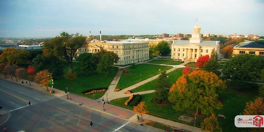 دانشگاه آیووا از میانه سده بیستم تا به امروز