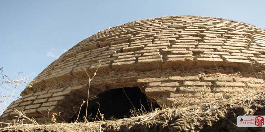معماری حمام روستای بدلبو ارومیه