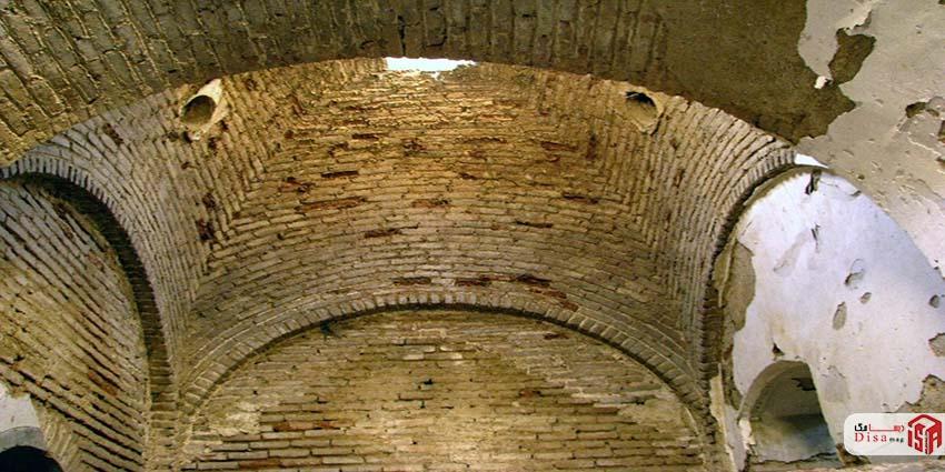 معماری حمام روستای بدلبو