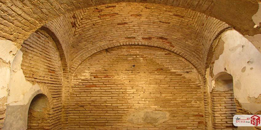 تاریخچه حمام روستای بدلبو