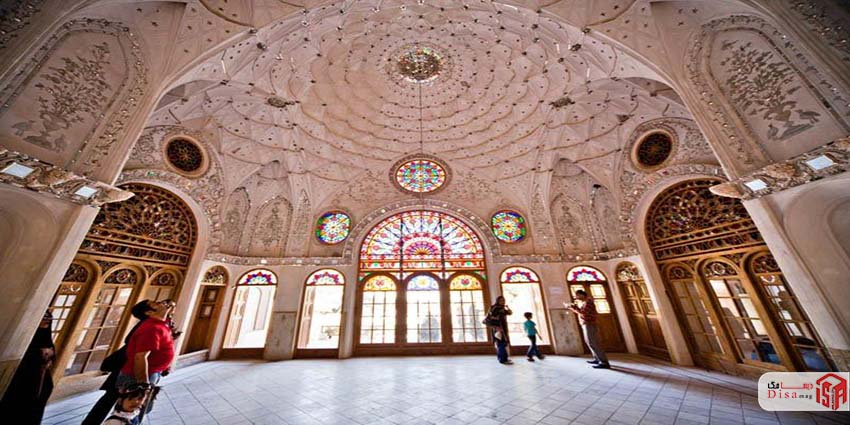 معماری خانه عامریها
