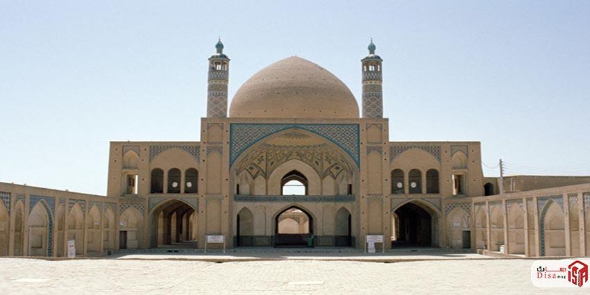 تاریخچه مسجد آقا بزرگ کاشان 1