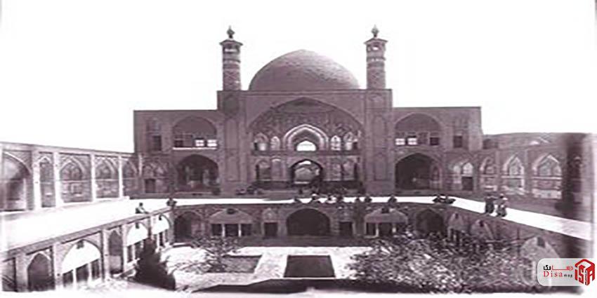 تاریخچه مسجد آقا بزرگ کاشان