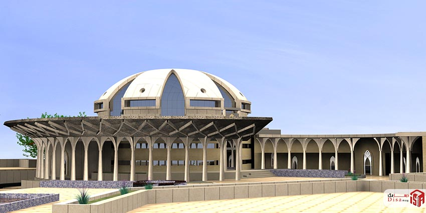پروژه کامل مسجد