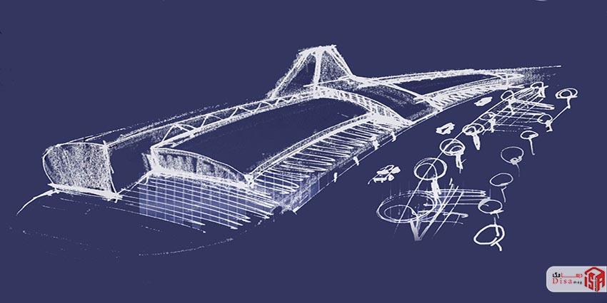 کانسپت پروژه فرودگاه