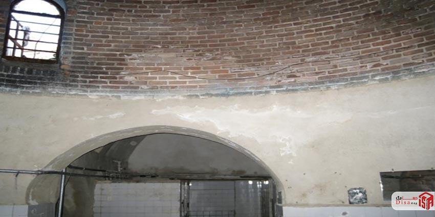 معماری حمام آخوند ارومیه