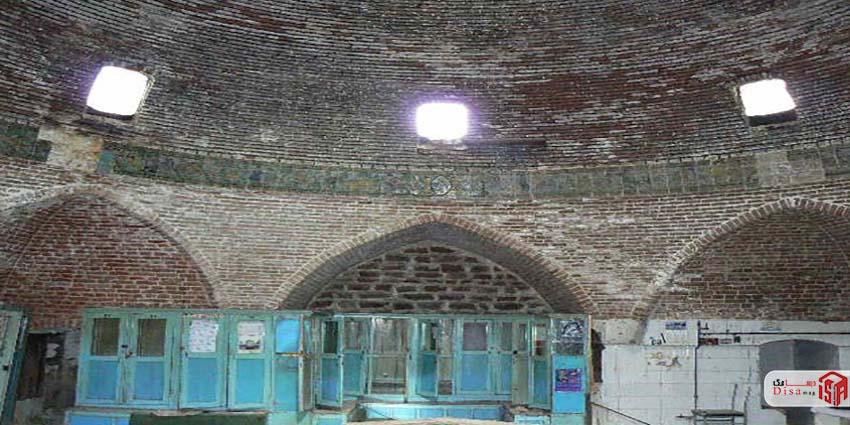 معماری حمام اتحادیه ارومیه