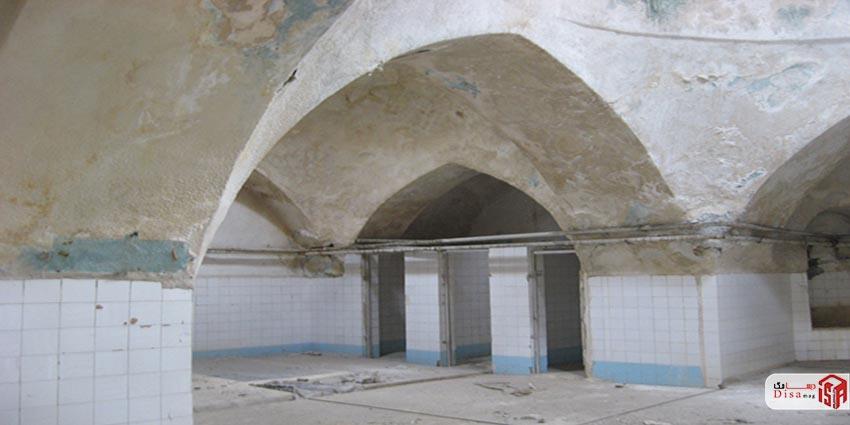 اتاقکهای حمام اتحادیه ارومیه