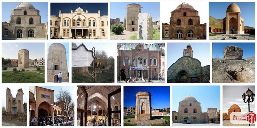 بناهای دیدنی ارومیه