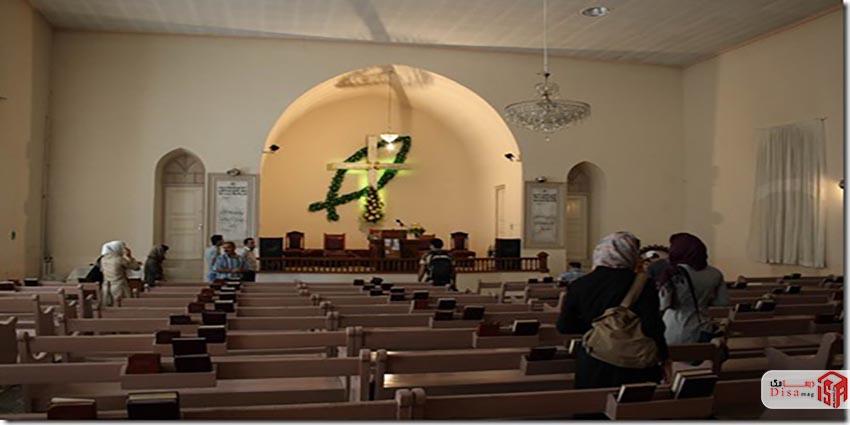 تاریخچه مسیحیت و کلیسا در آذربایجان غربی