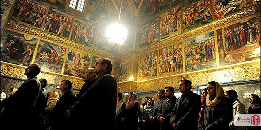 کلیسای های ایرانی